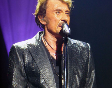 Johnny HAllyday tournée 2015 - 2016